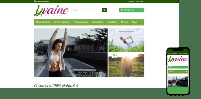 Yvaine-Herbolario portfolio