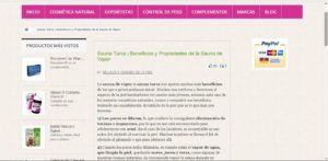 blog prestashop