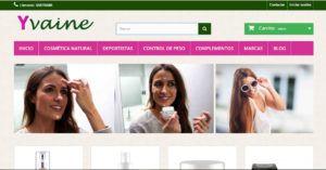 prestashop home page