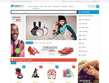 tema prestashop leo shopping
