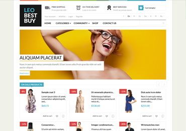 plantillas prestashop gratis leo best buy