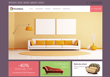 plantillas prestashop gratis leo furniture