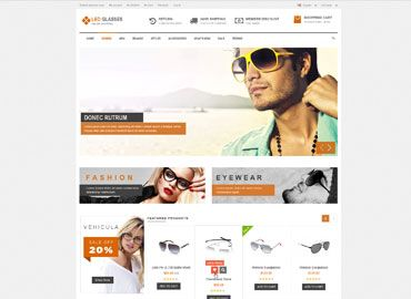 plantillas prestashop gratis leo glasses