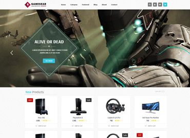 tema-prestashop-gamegear