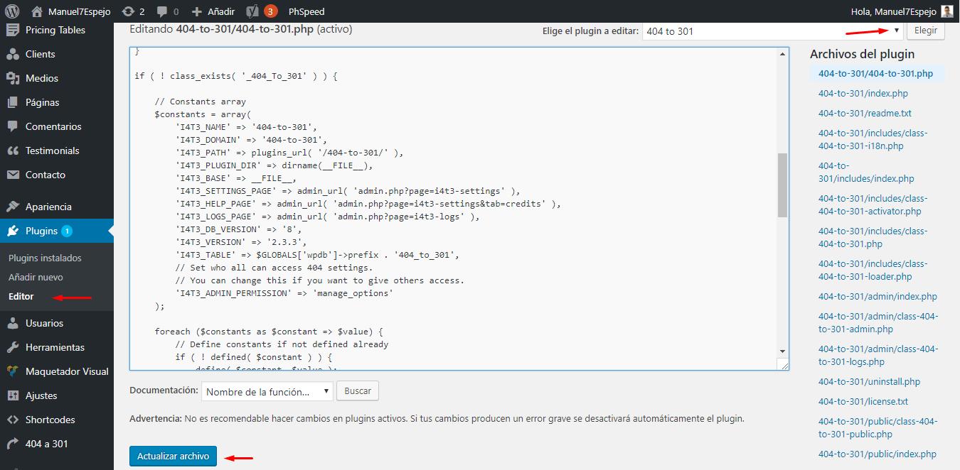 tutorial wordpress plugin editor