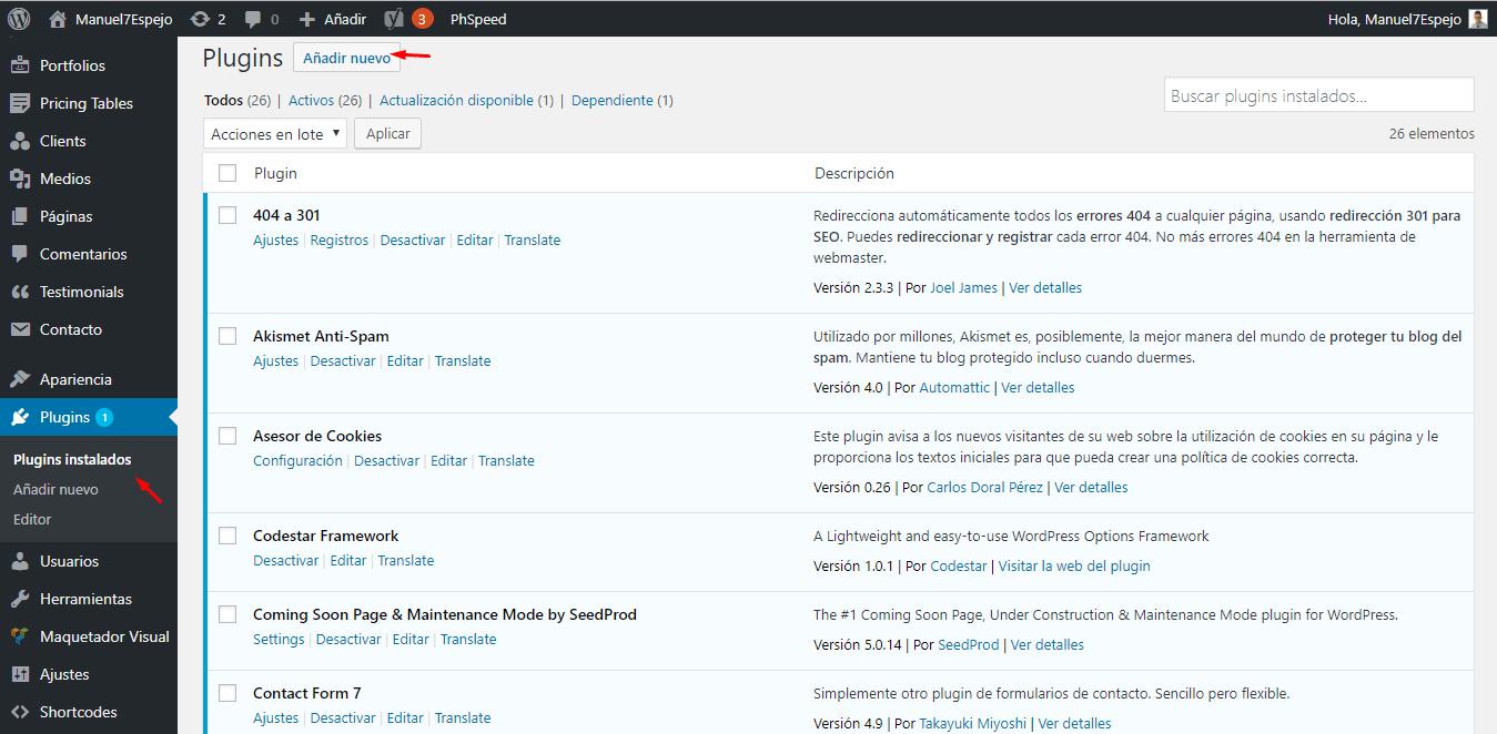 tutorial wordpress plugins