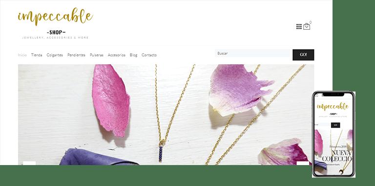 impeccable shop portfolio