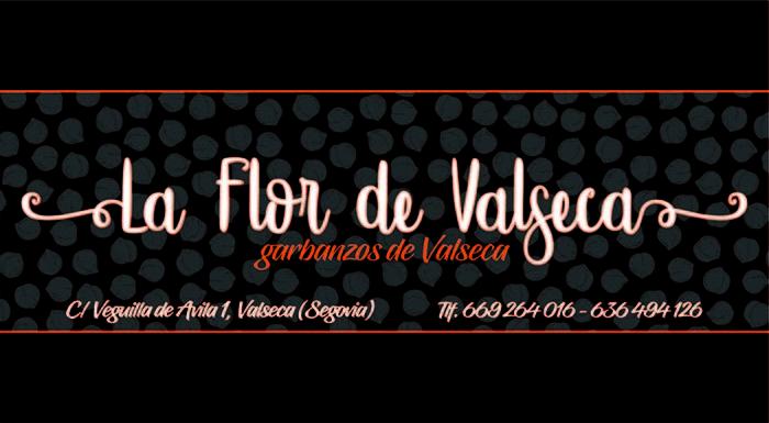 diseño grafico la Flor Valseca
