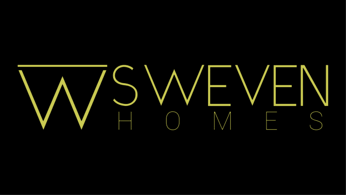 diseño grafico logo Sweven Homes