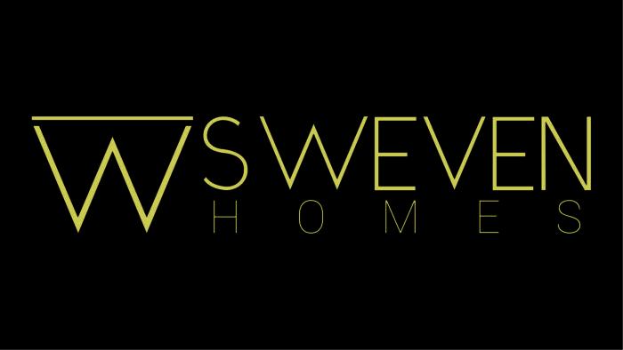 diseño grafico logo Sweven Homes