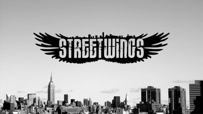 diseño grafico street wings