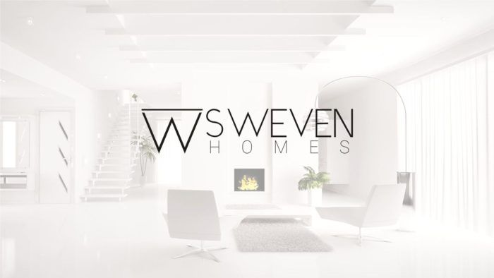 diseño grafico sweven homes