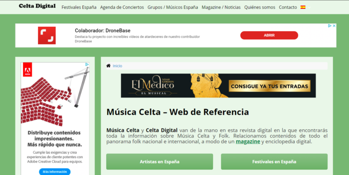 celta digital portfolio