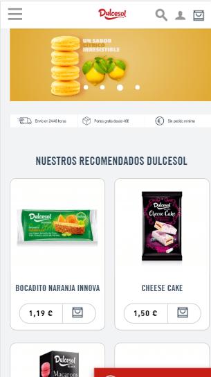 dulcesol tienda online