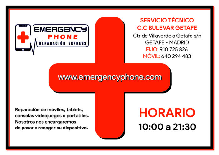 flyer Emergencyphone