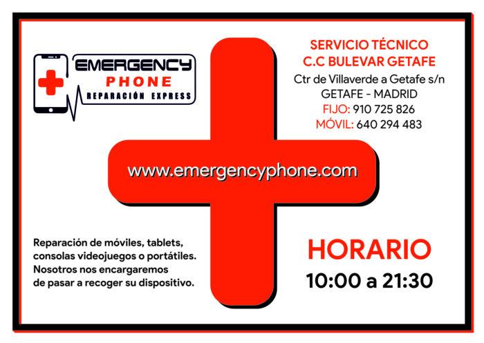 flyer Emergencyphone