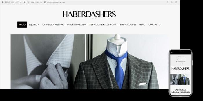 haberdashers