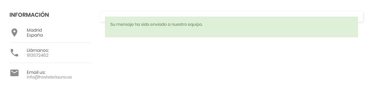 error contacto formulario prestashop 1.7