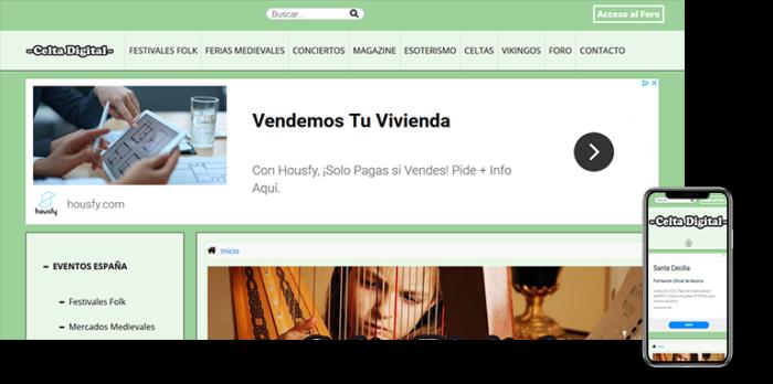 portfolio wordpress madrid